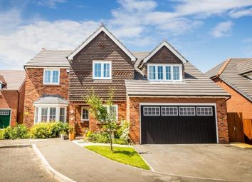 Thumbnail 5 bed detached house for sale in Lion Court, Penymynydd, Chester, Flintshire