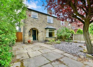 Thumbnail 4 bed semi-detached house for sale in St. Martins Road, Marple, Stockport, Cheshire