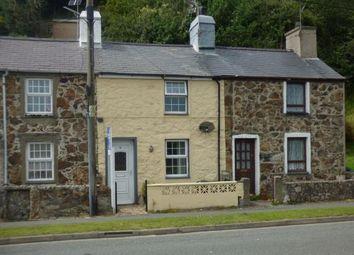 2 bed terraced house for sale in Abererch Road, Pwllheli, Gwynedd LL53