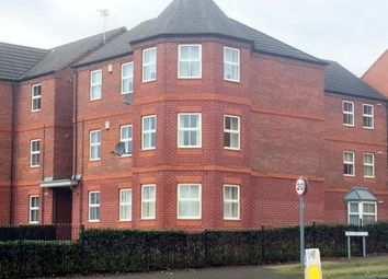 Thumbnail 2 bed flat for sale in Slaters Way, Nottingham