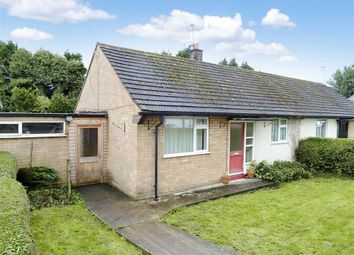 Thumbnail 2 bed semi-detached bungalow for sale in 20, Marshfields, Maesbury Marsh, Oswestry, Shropshire