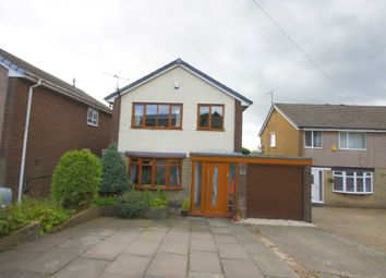 Thumbnail 3 bed detached house for sale in Pennine Road, Horwich, Bolton