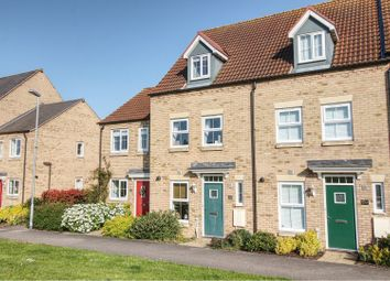 Thumbnail 3 bed terraced house for sale in Kings Avenue, Ely, Cambridge