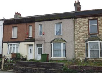 Thumbnail 3 bed terraced house for sale in Greenbank, Plymouth, Devon