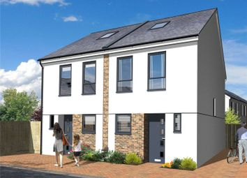 Thumbnail 3 bedroom semi-detached house for sale in Wandle Mill, Beddington, Croydon