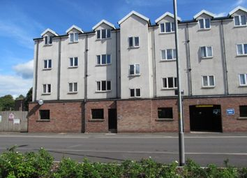 Thumbnail 2 bed flat to rent in Willow Court, Willowholme Road, Carlisle