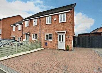 Thumbnail 3 bed end terrace house for sale in East Street, Doe Lea, Chesterfield, Derbyshire