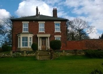 Thumbnail 4 bed detached house to rent in Tower Road, Burton-On-Trent, Staffordshire