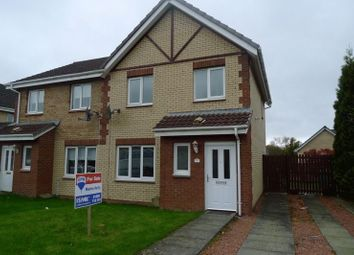 Thumbnail 3 bed semi-detached house for sale in Cornelia Street, Motherwell