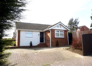 Thumbnail 2 bed semi-detached bungalow for sale in Morement Road, Hoo, Rochester