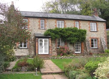 Thumbnail 2 bed detached house to rent in Salcombe Regis, Sidmouth