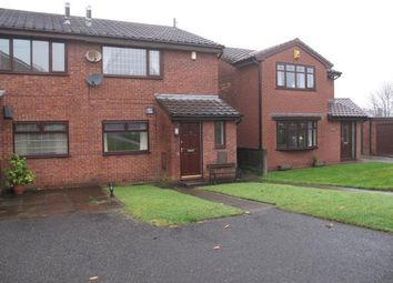 Thumbnail 2 bed maisonette to rent in Vicarage View, Castleton, Rochdale