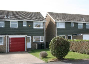Thumbnail 3 bed property to rent in Aylesbury Avenue, Eastbourne