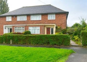 Thumbnail 4 bed semi-detached house for sale in Stonegate Close, Moortown, Leeds