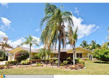 Thumbnail 3 bed property for sale in 2411 Ne 26th St, Lighthouse Point, Fl, 33064