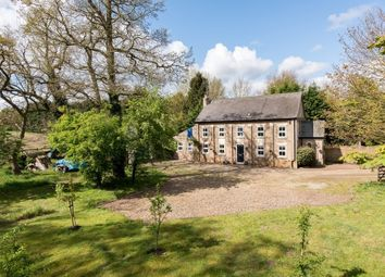 Thumbnail 4 bedroom detached house for sale in Station Road, Barnham, Thetford