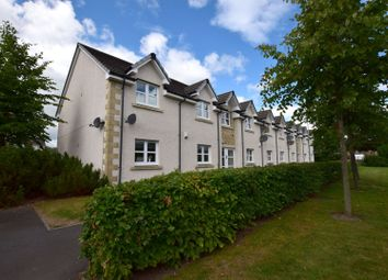 Thumbnail 2 bed flat for sale in Strae Brigs, St Boswells
