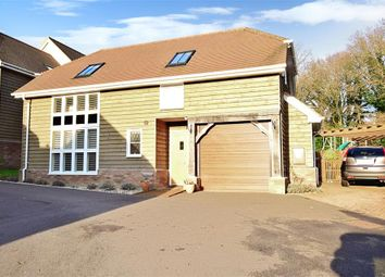Thumbnail 4 bed detached house for sale in Farnham Road, Sheet, Hampshire