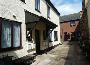 Thumbnail 1 bedroom flat to rent in Fore Street, Cullompton