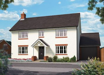 """Thumbnail 4 bed detached house for sale in """"The Montpellier"""" at Campton Road, Shefford"""