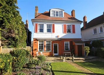 Thumbnail 5 bedroom detached house for sale in Lingfield Road, Wimbledon