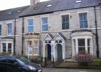 Thumbnail 6 bed terraced house to rent in Holly Avenue, Jesmond
