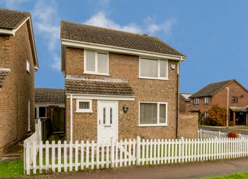 Thumbnail 3 bed detached house for sale in Cypress Avenue, Ashford, Kent
