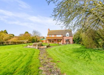 Thumbnail 3 bed detached house for sale in Melton Road, Langham, Oakham