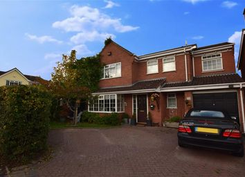Thumbnail 5 bed detached house for sale in Stanbrook Road, Shirley, Solihull