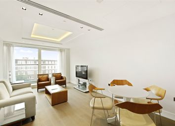 Thumbnail 1 bed flat for sale in Trinity House, 377 Kensington High Street, London