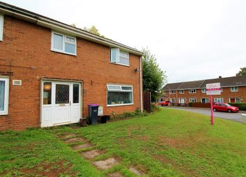 Thumbnail 3 bedroom end terrace house for sale in Trinity Road, Cwmbran, Gwent