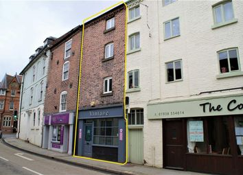 Thumbnail 1 bed property for sale in Church Street, Welshpool