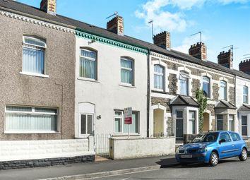 Thumbnail 3 bedroom terraced house for sale in Carlisle Street, Splott, Cardiff