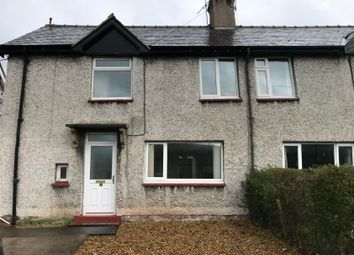 Thumbnail 3 bed semi-detached house to rent in Fron Haul, St. Asaph