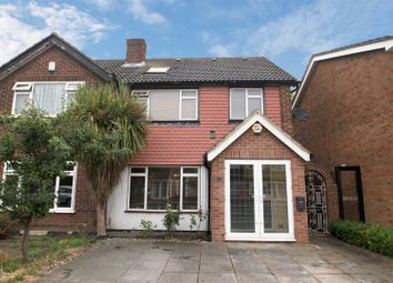 Thumbnail 4 bed semi-detached house for sale in Craig Drive, Uxbridge