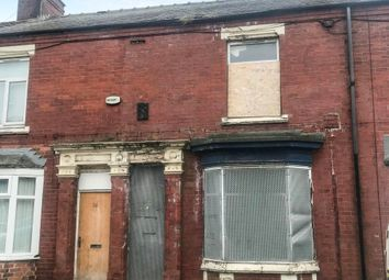 Thumbnail 3 bed terraced house for sale in Cromwell Road, South Bank, Middlesbrough