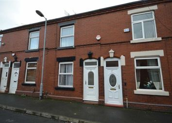 Thumbnail 2 bed terraced house for sale in Hawthorn Street, Audenshaw, Manchester, Greater Manchester