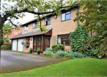 Thumbnail 4 bed detached house for sale in Meadow Lane, Hartley Wintney