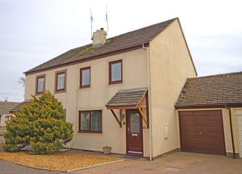 Thumbnail 3 bed semi-detached house for sale in 34 Cumberland Close, Clifton, Penrith, Cumbria