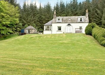 Thumbnail 3 bed cottage for sale in Keepers Cottage, Buchromb, Craigellachie, Keith, Moray
