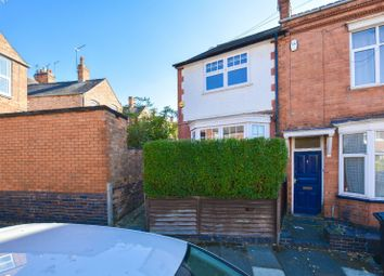 Thumbnail 2 bed terraced house for sale in Thurlow Road, Clarendon Park, Leicester