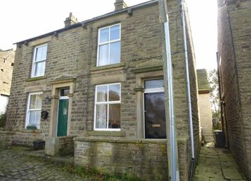 Thumbnail 1 bed semi-detached house to rent in Slack Lane, Little Hayfield, High Peak