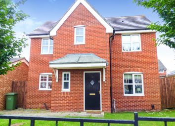 Thumbnail 3 bedroom detached house for sale in Shetland Avenue, Thornaby, Stockton-On-Tees