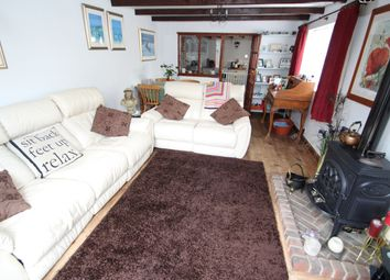 Thumbnail 2 bedroom detached house for sale in High Street, Sproughton, Ipswich