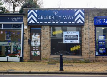 Thumbnail Commercial property to let in Front Street, Whickham, Newcastle Upon Tyne