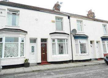 Thumbnail 2 bed terraced house to rent in Faraday Street, Middlesbrough