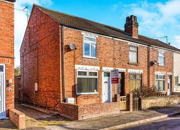 Thumbnail 2 bedroom end terrace house for sale in Princess Street, Dinnington, Sheffield