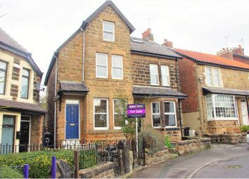 Thumbnail 3 bed semi-detached house for sale in North Lodge Avenue, Harrogate