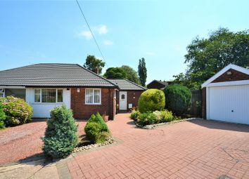 Thumbnail 4 bed semi-detached bungalow for sale in Leewood, Swinton, Manchester