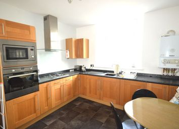 Thumbnail 4 bed terraced house to rent in Lisson Grove, Plymouth